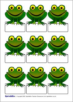 tiddalick the frog activities Frog Crafts, Preschool Crafts, Crafts For Kids, Self Registration, Frog Activities, Frog Illustration, Frog Pictures, Frog Theme, Cute Frogs