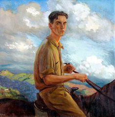 Mi hijo Jaime (My son Jaime), 1927 by Miguel Pou, Puerto Rican artist.