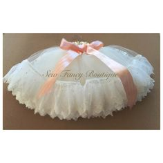 Vintage inspired  Lace Tutu skirt