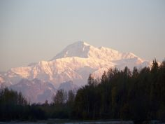 Mt. McKinley - Alaska