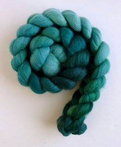 Blueface Leicester Tussah Silk, wool roving, unspun wool roving, Three Waters Farm, Conifer