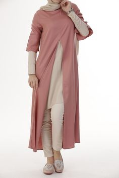more like this can be found at the website! Give it a look for what we pick best for each category!To see the ALLDAY SOMON TUNIK - 50590 model please visit our page. Muslim Dress, Hijab Dress, Hijab Outfit, Islamic Fashion, Muslim Fashion, Modest Fashion, Ootd Hijab, Hijab Chic, Abaya Fashion