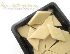 Cashew Burfee| Mundhiri burfee| Kaju Katli | Diwali Sweets