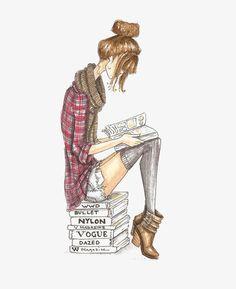 Menina lendo, Almôndega Cabeça, O Livro, LerImagem PNG