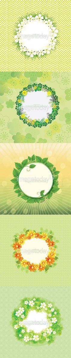 일러스트 #이미지투데이 #imagetoday #클립아트코리아 #clipartkorea #통로이미지 #tongroimages 계절 그린 꽃 무늬 백그라운드 벽지 봄 식물 자연 패턴 포장지 프레임 illust illustration season green flower pattern background spring plant nature frame