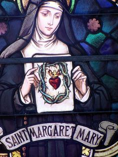 """When through dryness or distraction of mind, you feel unable to form any good thought at mental prayer, offer to the Eternal Father the prayer the Sacred Heart makes for you in the Blessed Sacrament, thus to supply for your insufficiency."" ~ St. Margaret Mary Alacoque"