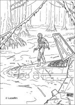 Star Wars coloring pages 21
