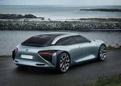 Citroën CXperience : future C5, star de l'hybride aux chevrons
