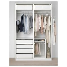 Read about the terms in the Limited … PAX Wardrobe IKEA Limited Warranty. Read about the terms in the Limited Warranty brochure. Ikea Bedroom, Bedroom Wardrobe, Bedroom Decor, Ikea Closet, Closet Doors, Garderobe Design, Open Wardrobe, White Wardrobe, Ikea Pax Corner Wardrobe