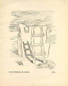 Image result for tita les batisseurs des ruines