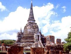 Reiseführer Ayutthaya - Die alte Königs- und Hauptstadt Ayutthaya Thailand