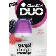 chapstick duo - Google Search