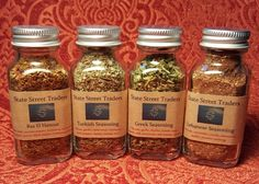 Mediterranean Seasoning Blends by The Spice Alliance on Gourmly