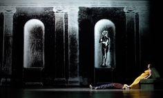 Tosca - regia Lukas Hemleb, video Luca Scarzella Video Maker, Theater, Door Handles, Door Knobs, Theatres, Teatro, Drama Theater, Door Knob