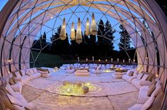Extraordinary Wedding Tents and Decor Design by Gypset