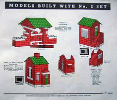 Do You Remember Minibrix? - Collecting Guides & Advice - Rare Toys & Collectable Games - Collectors Club of Great Britain