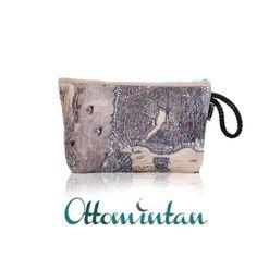 #ıstanbul #OttoBag #old #map #turkey #art #clutch #bag