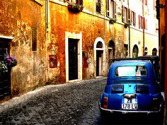Trastevere, the perfect place to glimpse a bit of the old world while still enjoying the lifestyle of today's Romans.