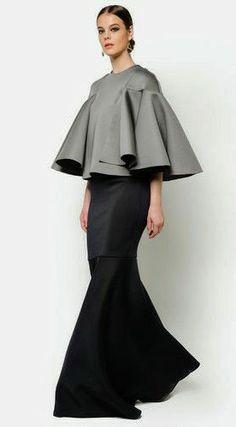 68 super ideas for dress brokat coklat Muslim Fashion, Hijab Fashion, Fashion Outfits, Grey Fashion, Fashion Beauty, Womens Fashion, African Fashion Dresses, African Dress, Classy Dress