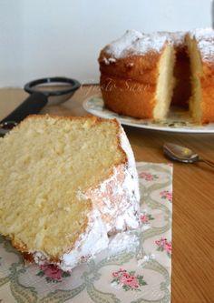 La Chiffon cake e' una torta alta e molto soffice , farete una bellissima figura presentandola...