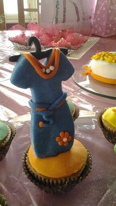 cupcakes y mini cake