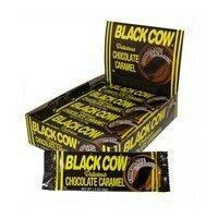 Black Cow Caramel Treats, Caramel Dip, Nostalgic Candy, Classic Candy, Black Cow, Candy Store, Toffee, Soda, Bar