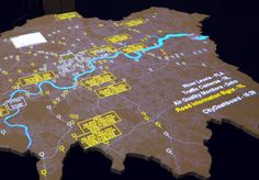 videomapping geographique