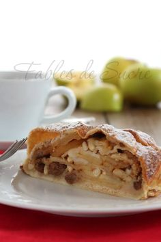 Strudel di mele  ricetta trentina