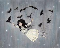 taken by bats