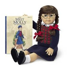Molly McIntire #90s #American_Girl