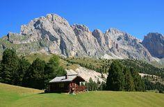 Col Raiser - Santa Cristina, Bolzano  Dolomites - St.Christina  www.valgardena.it  www.facebook.com/VGardena