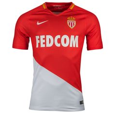 Monaco Home Soccer Jersey 17/18 This is the Monaco Home Football Shirt for the 17/18 season. The new Monaco jersey is a fresh update of the club's signature red and white colors with gold detailing. After winning Lique 1 last season they will be prepared to defend it in style. The Monaco 2017-18 shirt features the […]