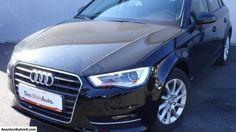 Firma, vand Audi  A3   2014  (Second hand); Diesel; Euro 5 -   inmatriculata pe Romania - iunie 2014 - Bucuresti, Telefon 0730015233, Pret 19990 EUR
