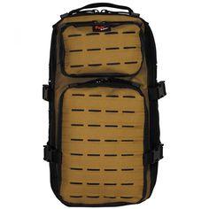 FOX Outdoor 30339R Assault-Travel 20L hátizsák - Barna Backpacks, Travel, Outdoor, Outdoors, Viajes, Backpack, Destinations, Traveling, Outdoor Games