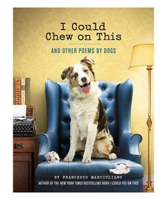 Another great find on #zulily! I Could Chew on This Hardcover #zulilyfinds
