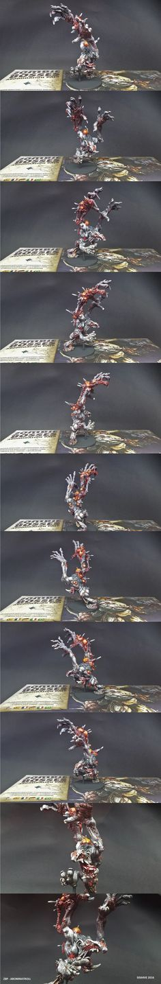 Zombicide Black Plague - Abominatroll