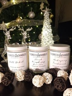 New scents! Handmade Items, Handmade Gifts, Instagram Shop, Candle Making, Scented Candles, Etsy Seller, Wax, Fragrance, Table Decorations