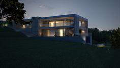 Parisotto + Formenton Architetti - villa fronte lago, Arona, NO