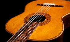 """Antonio de Torres """"La Italica"""" 1888 SE 116 Classical Guitars, Guitar Art, Custom Guitars, Acoustic, Music Instruments, Towers, Music, Musical Instruments"""