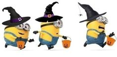 Minion Halloween, Happy Halloween, Minions, Disney Characters, Fictional Characters, The Minions, Fantasy Characters, Minions Love, Minion Stuff
