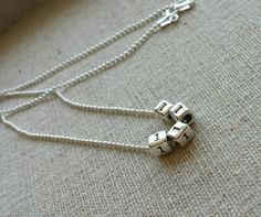 1111 Make a Wish Necklace Gift for her by AfricanBellaGems on Etsy, $55.00