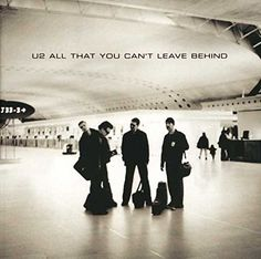 All That You Can't Leave Behind (Remastered 2017) [Vinyl LP] - U2