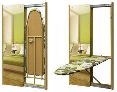 Мебель-трансформер, которую можно купить Room Design Bedroom, Iron Board, Laundry Room Design, Small Apartments, Modern Furniture, Diy Home Decor, Living Spaces, Dressing, House Design