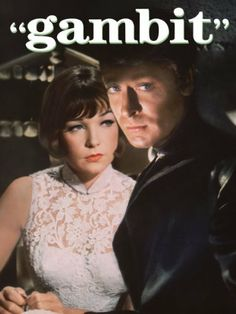 Gambit. Caper/Comedy/Romance (1966). Shirley MacLaine & Michael Caine. Clever, innocently fun and delightfully unpredictable—right from the first thirty minutes. But you can predict this–you'll be smiling when the credits roll.