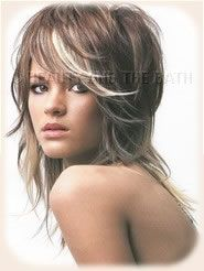 long shag hairstyles for women | Curly shaggy hairstyles for women