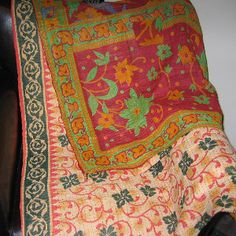 New reclaimed sari throws: http://www.fairplanet.ca/shopping/pgm-more_information.php?id=304&=SID#MOREINFO