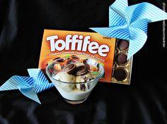 Toffifee ice cream