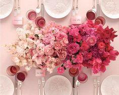 Ombre Wedding Ideas / For The Love Of Ombre « David Tutera Wedding Blog • It's a Bride's Life • Real Brides Blogging til I do!