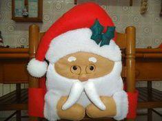 Cubresillas Papá Noel - alternativo
