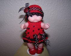 Dolls 5 Berenguer Dolls Itty Bitty Dolls Lots by GrandmasBabyDolls
